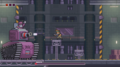 Omega Strike Screenshot 3