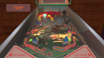Jurassic Pinball Screenshot 3