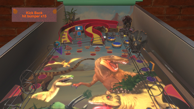 Jurassic Pinball Screenshot 1