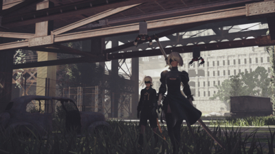 NieR: Automata Become as Gods Edition Screenshot 3