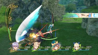 Shining Resonance Refrain Screenshot 1