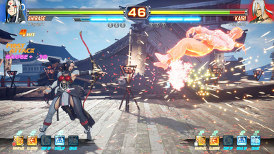 Fighting EX Layer Screenshot 2