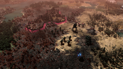 Warhammer 40,000: Gladius - Relics of War Screenshot 1