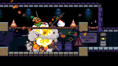 Bomb Chicken Screenshot 3