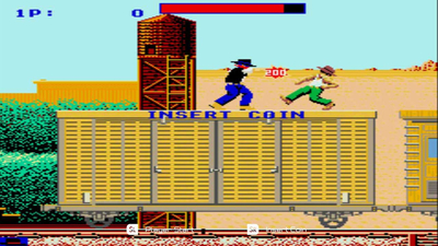 Johnny Turbo's Arcade: Express Raider Screenshot 4