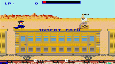 Johnny Turbo's Arcade: Express Raider Screenshot 5