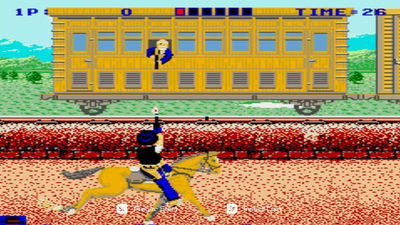 Johnny Turbo's Arcade: Express Raider Screenshot 2