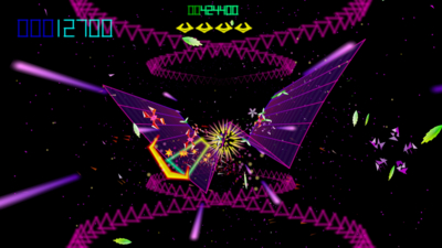 Tempest 4000 Screenshot 1
