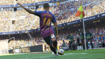 Pro Evolution Soccer 2019 Screenshot 2
