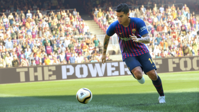 Pro Evolution Soccer 2019 Screenshot 3