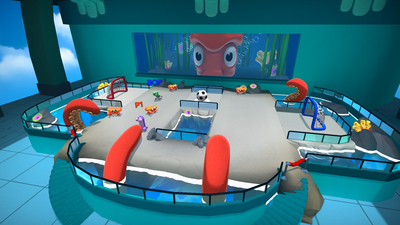 Sausage Sports Club Screenshot 4