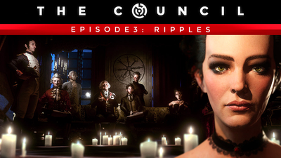 The Council - Episode 3: Ripples Masthead