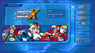 Mega Man X Legacy Collection Screenshot 2