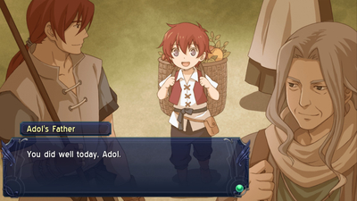 Ys: Memories of Celceta (PC Edition) Screenshot 1