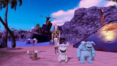 Hotel Transylvania 3 Monsters Overboard Screenshot 1