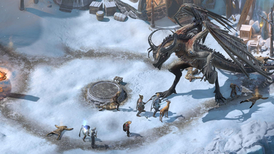 Pillars Of Eternity II: Deadfire - Beast Of Winter Screenshot 1