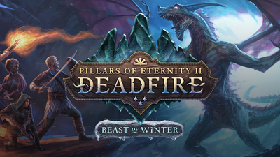 Pillars Of Eternity II: Deadfire - Beast Of Winter Masthead