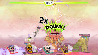 Slam Land Screenshot 4