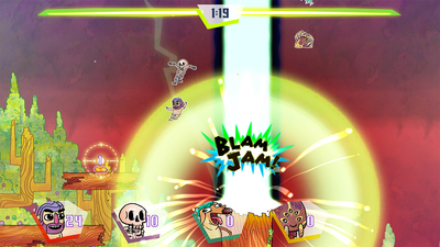 Slam Land Screenshot 3