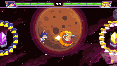Ultra Space Battle Brawl Screenshot 2