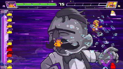 Ultra Space Battle Brawl Screenshot 4