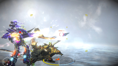 War Tech Fighters Screenshot 4