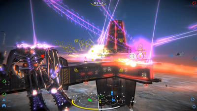 War Tech Fighters Screenshot 5
