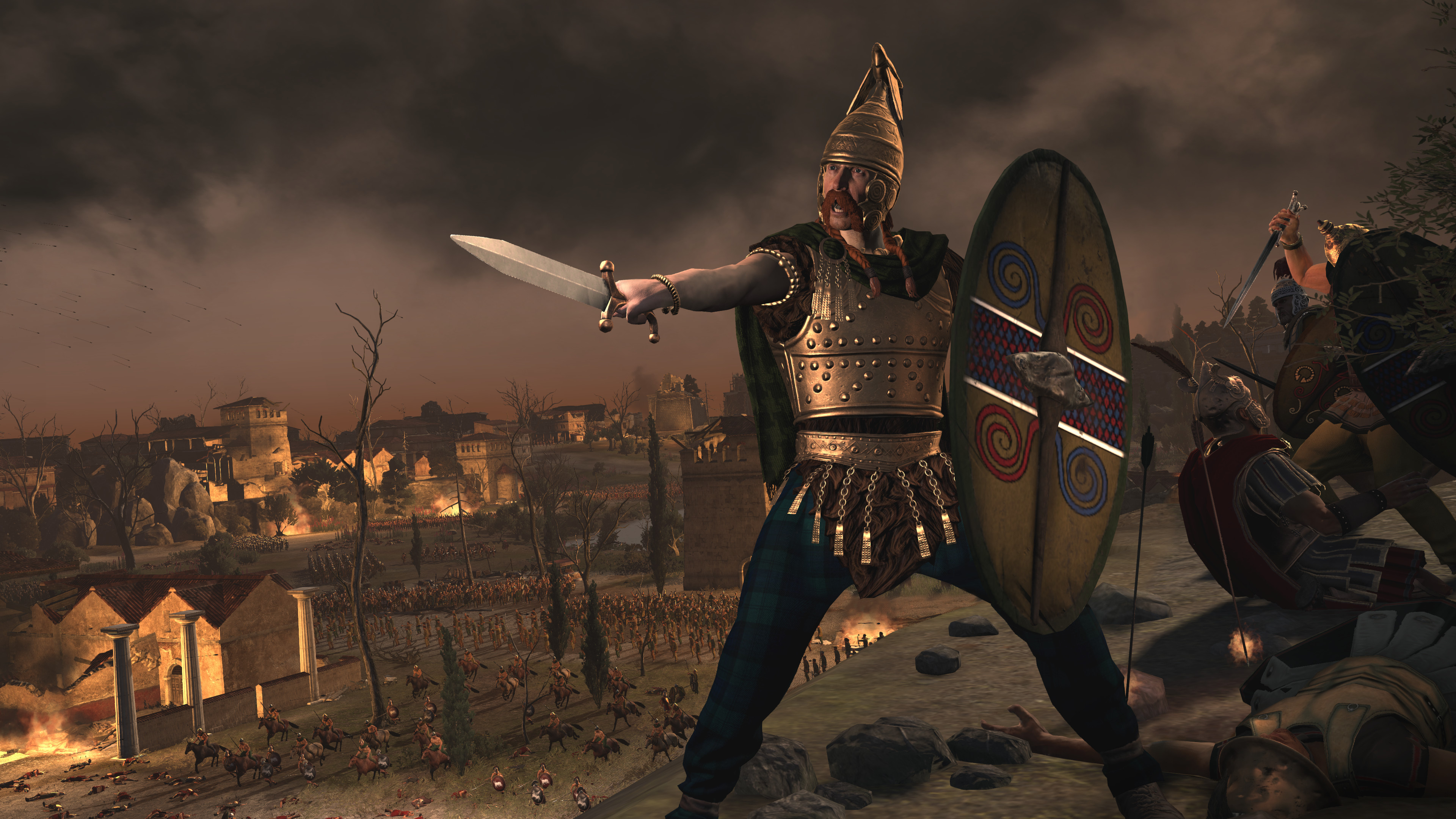 Total War: ROME II - Rise of the Republic Campaign Pack Masthead