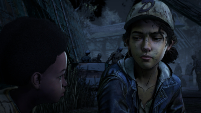 The Walking Dead: The Final Season - Episode 1 Screenshot 1