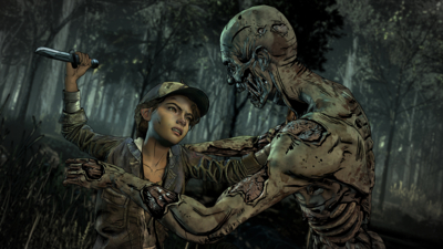The Walking Dead: The Final Season - Episode 1 Screenshot 3