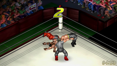 Fire Pro Wrestling World Screenshot 2