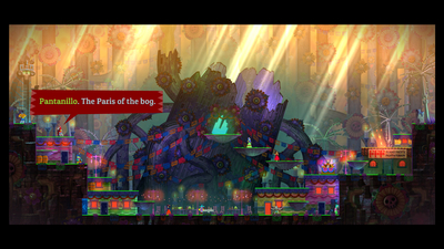 Guacamelee! 2 Screenshot 2