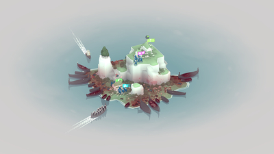 Bad North Screenshot 1