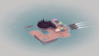 Bad North Screenshot 2