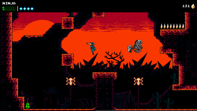 The Messenger Screenshot 2