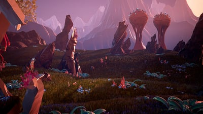 Planet Alpha Screenshot 1