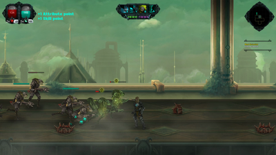 Moonfall Ultimate Screenshot 1