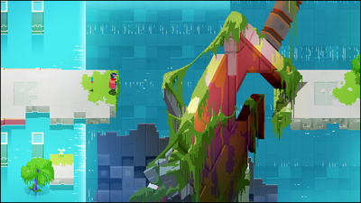 Hyper Light Drifter – Special Edition Masthead