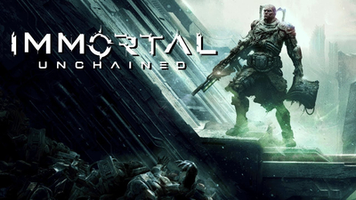 Immortal: Unchained Masthead