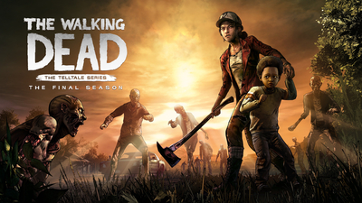 The Walking Dead: The Final Season Masthead
