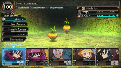 Labyrinth of Refrain: Coven of Dusk Screenshot 3