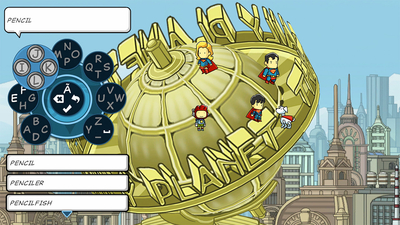 Scribblenauts Mega Pack Screenshot 6