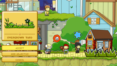 Scribblenauts Mega Pack Screenshot 1