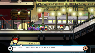 Scribblenauts Mega Pack Screenshot 4