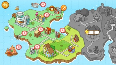 Scribblenauts Mega Pack Screenshot 3