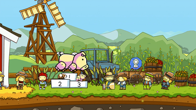 Scribblenauts Mega Pack Screenshot 2