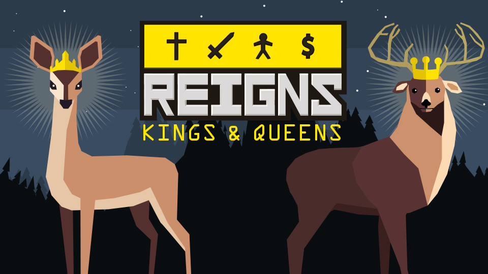 Reigns: Kings and Queens Masthead