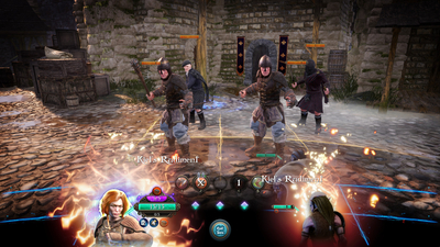 The Bard's Tale IV: Barrows Deep Screenshot 1