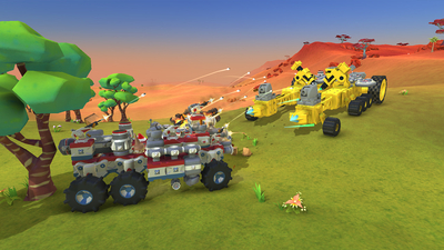 Terratech Screenshot 2