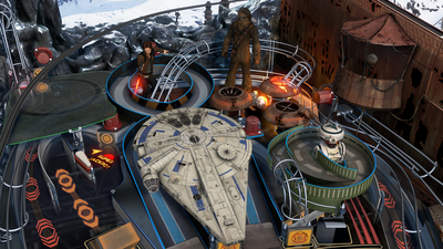 Star Wars Pinball: Solo Pack Screenshot 2